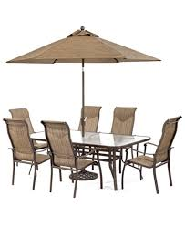 Tristan Trestle Dining Furniture 5Pc Set Trestle Dining Table Macys Outdoor Furniture Clearance