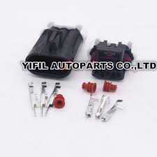 10sets lot 3 pin way metri pack 150 auto wire connector male Delphi Compressor Wire Connector 10sets lot 3 pin way metri pack 150 auto wire connector male female Delphi Automotive Wire Connectors