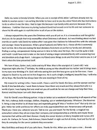 Wife S Letter To Her Husband Upon Her Death Stating Her Last Wish