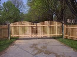 Driveway Gate Options Driveway Gate Styles Frederick Fence