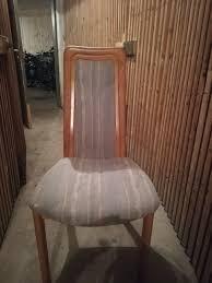 4 Esszimmer Stühle