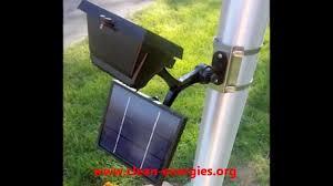 Solar Street Light  Solar Area Light  Solar Lampost  10 Watt Solar Pole Lighting