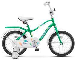 Купить Детский <b>Велосипед Stels Wind 16</b> Z010 (2018)   Цена ...
