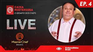 LIVE #MASTERCHEFBR (03/06/20)   CAIXA MISTERIOSA: DESAFIO dos CHEFS -  YouTube