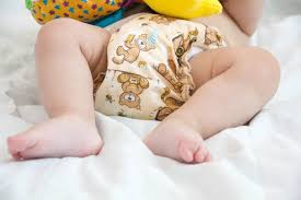 get rid of ammonia smell in cloth diapers
