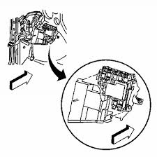 gmc suburban where is the right power window fuse or circuit