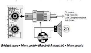 sub output not equal Speakon To 1 4 Inch Wiring Diagram jpg (21 28 kb, 364x213 viewed 16043 times ) Speakon NL4FX Wiring