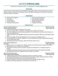sample resume supervisor position resume examples supervisor examples resume resumeexamples