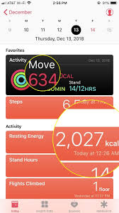 How To Figure Out Your Total Calorie Burn In Apples Health