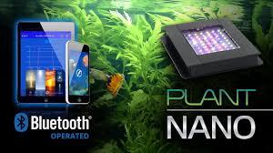 Fluval Plant Nano Light Fluval Plant 3 0 Nano Aquarium Bluetooth Led