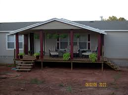 Manufactured Home Porch Designs