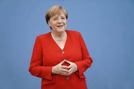 German chancellor angela merkel speaks during a news conference with the albanian prime minister edi rama in tirana, albania, tuesday, sept. Angela Merkel News Nachrichten Zur Bundeskanzlerin Tag24