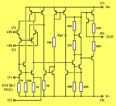 the op amp an op amp is represented as a block in a circuit diagram two inputs and an output
