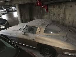 Corvettes on eBay: Los Angeles Garage-Find 1963 Corvette SWC ...
