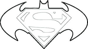 superhero logo coloring pages.  Coloring Superhero Logo Coloring Pages Logos To Color  Free Inside H