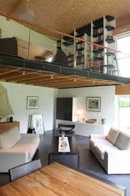 Building Comfort Space with Mezzanine Levels - Ocean Home -  August-September 2012