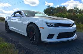 2015 Chevrolet Camaro SS Review and Photo Gallery