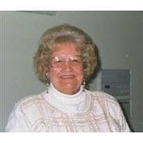 Juanita Holt Briggs Strong Obituary - Visitation & Funeral Information