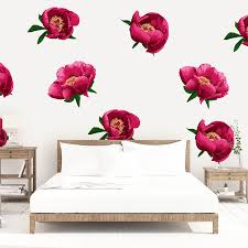 Marigold Floral Wall Decal Set \u2013 Project Nursery