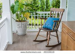 rocking chair porch stock images royalty free images vectors
