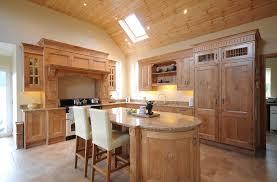 kitchens Kristof Pippy Oak Kitchen by Tierney Kitchens Kitchen
