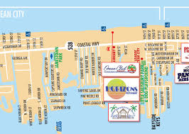 local maps  ocean city md chamber of commerce