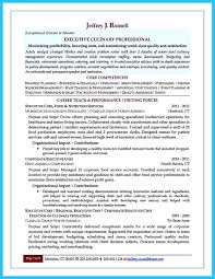 Culinary Resume Templates Best Of Culinary Resume Examples Nice ...