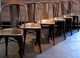 vintage metal dining chairs. Exellent Chairs Vintage Metal Dining Chairs Retro In