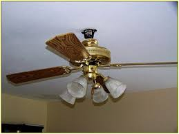 home and furniture glamorous hunter ceiling fan light kit on antique brass awesome hunter ceiling