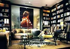 Modern home library design Furniture Modern Home Library Design With Bookcases And Interior Librar Bobmervak Modern Home Library Design With Bookcases And Interior Librar
