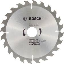 <b>Диск пильный Bosch</b> Eco for wood 190х30 мм 24 зуба 2608644376 ...