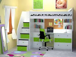 bunk bed office underneath. Bunk Bed With Desk Underneath How To Build A Loft White . Office S