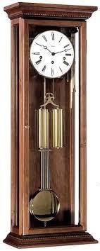 hermle regulateur keywound wall clock