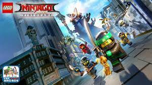 The Lego Ninjago Movie Videogame - Face Off Against The Master ...