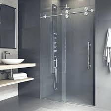 sliding frameless shower door debuts soft slide shower door systems with prime line frameless sliding shower sliding frameless shower door