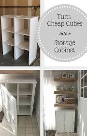 diy storage furniture. Simply Beautiful By Angela: DIY Storage Cabinet Using Cheap Cube Units Diy Furniture O
