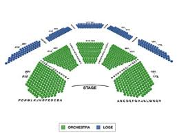 Broadway Seating Charts