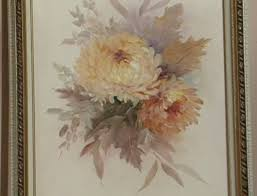 the beauty of oil painting series 1 episode 7 chrysanthemums