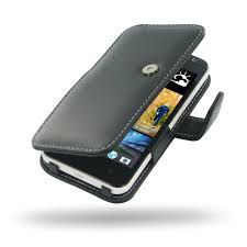 HTC Desire 300 Leather Flip Cover ...
