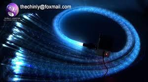 16w rgbw le sparkle fiber optic light 300pcs 10mm saveenlarge lighting fiber optic cable lilianduval