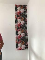 Mijn Nieuwe Bloemen Behang Style Day Grafisch Ontwerp