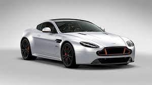 2016 Aston Martin V8 Vantage S Blades Edition Top Speed