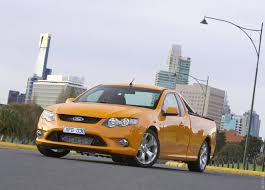 2008 Ford FG Falcon Ute XR6 Turbo | Ford | Pinterest | Falcons ...