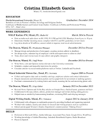 resume bookish cristina - Additional Information Resume