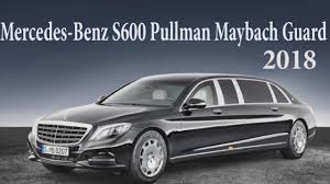 2018 maybach s600. exellent s600 mercedes benz s600 pullman maybach guard 2018  new car  on maybach s600 l