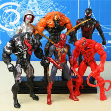 <b>Marvel</b> Spiderman Far From Home Black Spiderman Venom ...