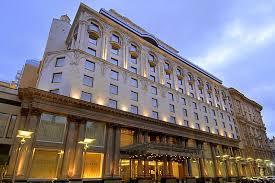 ararat park hyatt hotel in moscow russia