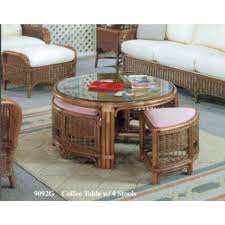 round coffee table with seats tables seating underneathround underneath wicker image of incredible round coffee table