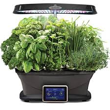 aero garden com. Exellent Aero AeroGarden Bounty With Gourmet Herb Seed Pod Kit On Aero Garden Com Amazonca