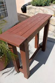 diy patio bar table. An Outdoor Pub Table Can Be A Great Start In Arranging Patio Bar 4 CookJaclyn Diy S